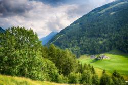 Österreich, Berge