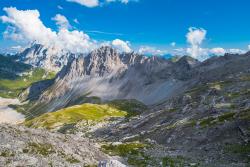Bergtour zur Totalphütte