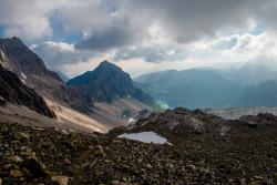 Bergtour auf die Schesaplana